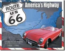 ROUTE US 66..AM.HIGHWAY-TS