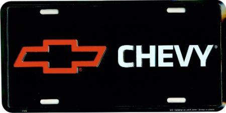 CHEVY RED BOWTIE-LP