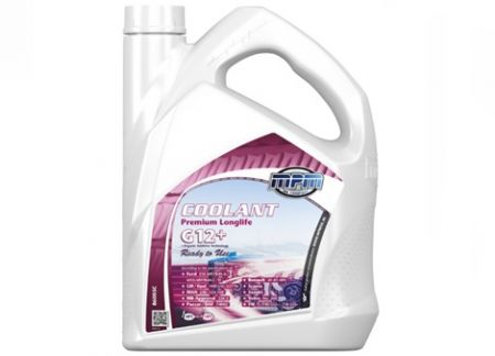 MPM Premium Longlife Liquide de refroidissement, 5 LTR
