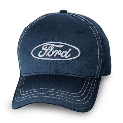 FORD CAP VINTAGE BLUE