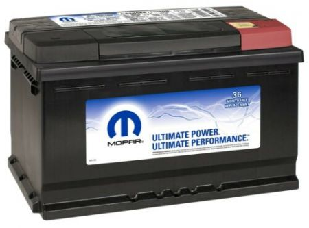 Batterie MOPAR 750CCA